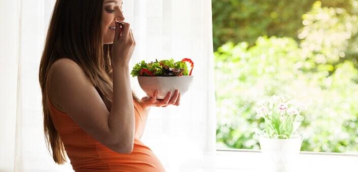 Важные продукты в диете при беременности?