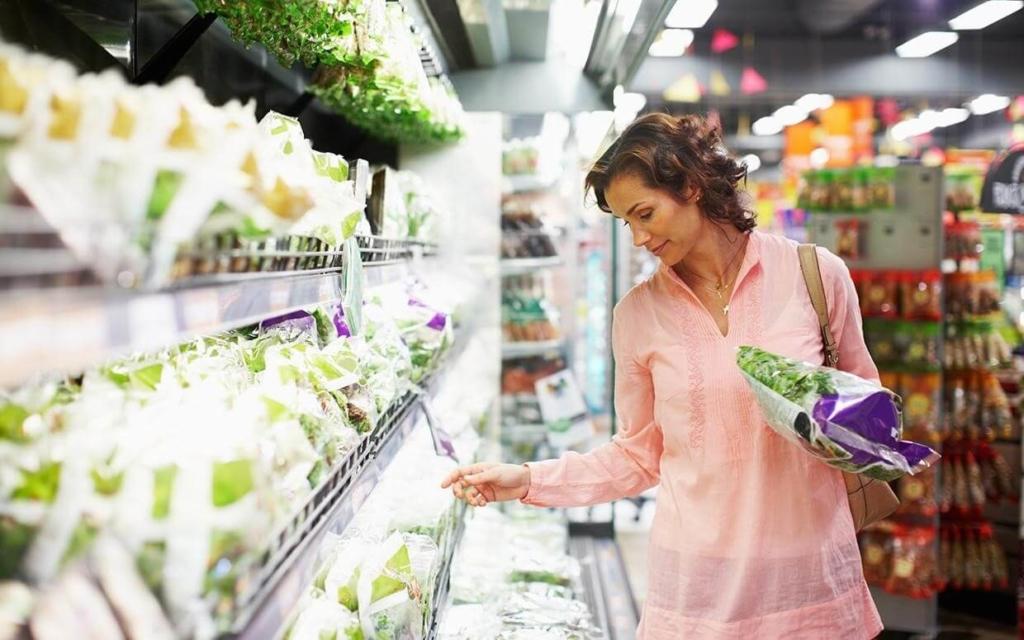 Особенности питания для женщин после 40