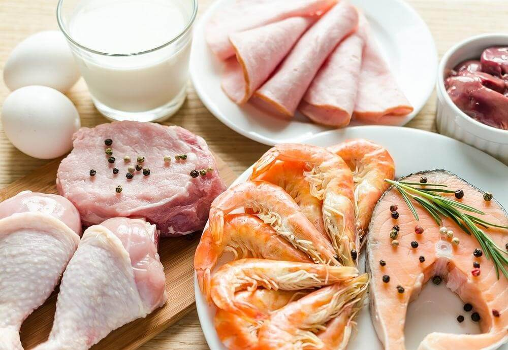 Белковая диета и меню для эффективного похудения
