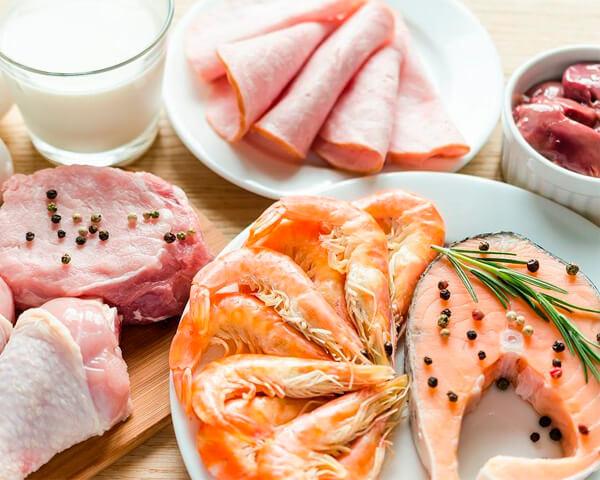 блюда для белковой диеты дюкана