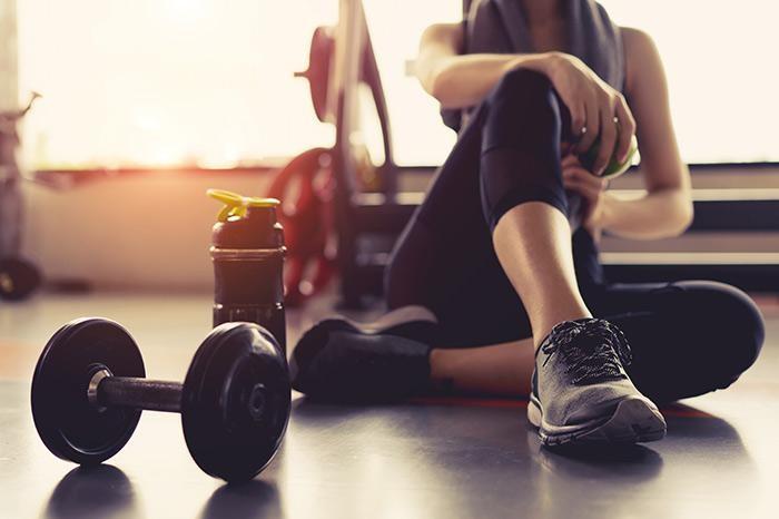 Что делать, если скучно на тренировках?
