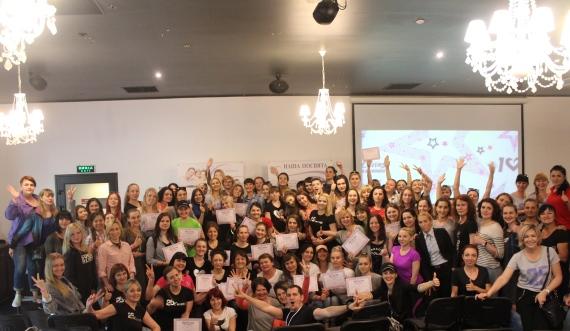 В Киеве состоялась Фитнес-конвенция FitCurves!