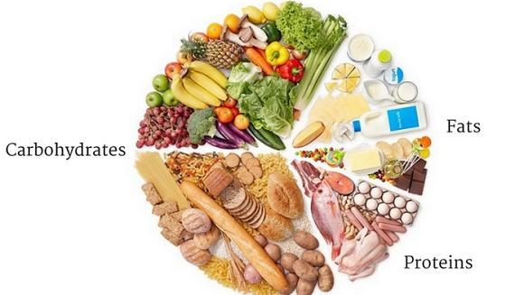 Углеводы, белки или жиры?