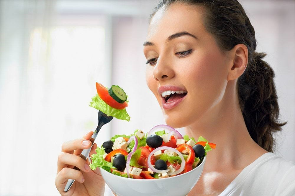 Эффективная диета для женщин после 40