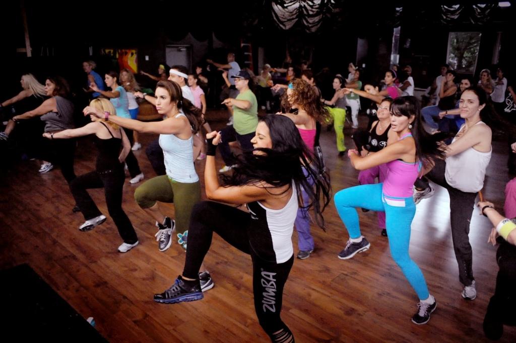 Психологи считают танцы одним из лучших методов для снижения веса