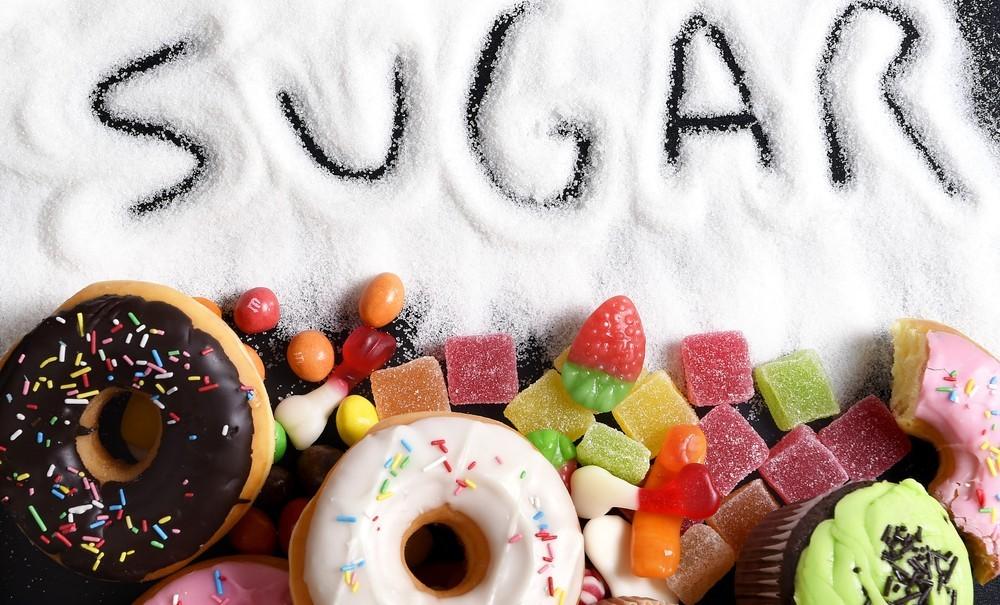 Сахар и продукты с высоким содержанием сахара