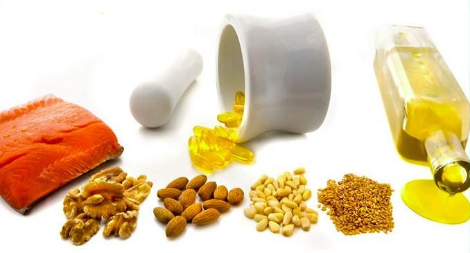 Ненасыщенные жирные кислоты Омега 3