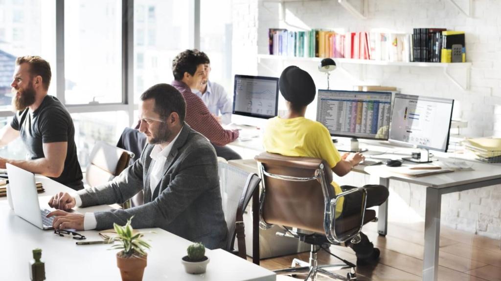 Здоровые правила для офисного работника