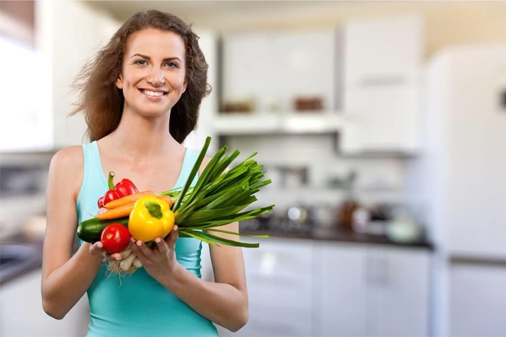 Как правильно питаться для похудения в икрах