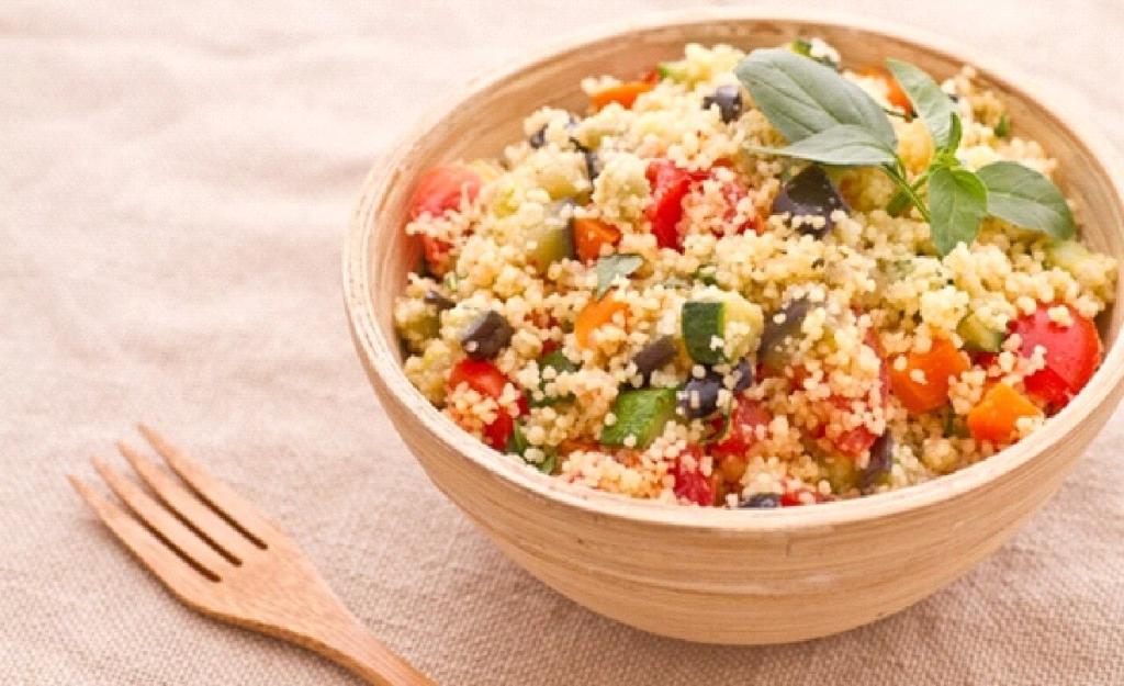 Проверенный рецепт кускуса с овощами