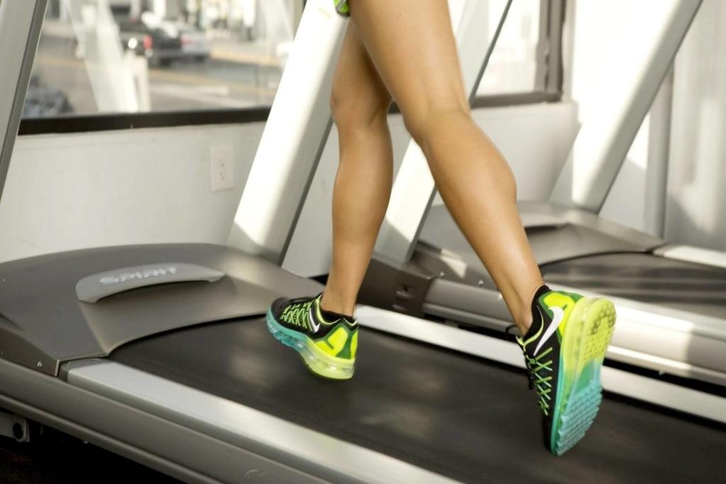 Упражнения для похудения в икрах