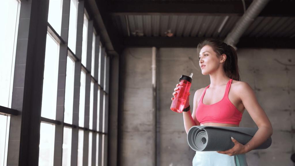 Как избавится от жира на животе с помощью упражнений?