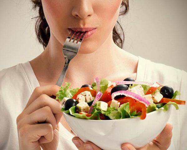 Правильное питание для начинающих