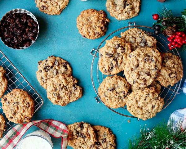 3 рецепта вкусного и диетического фитнес печенья