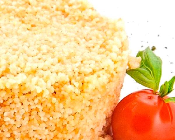Рецепт кускуса с овощами
