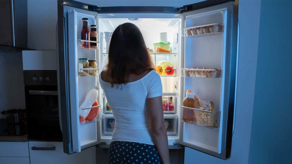 Как перестать есть на ночь