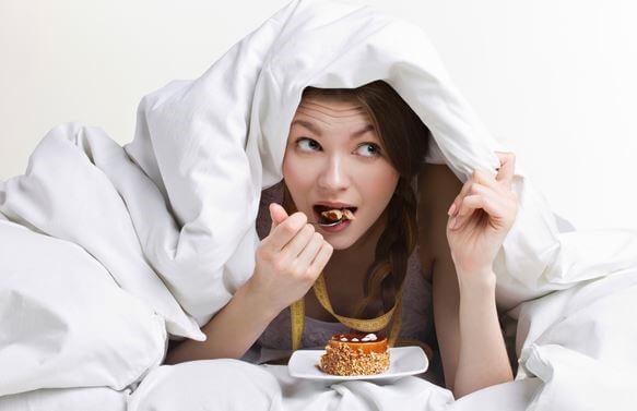 Как перестать много есть и похудеть?
