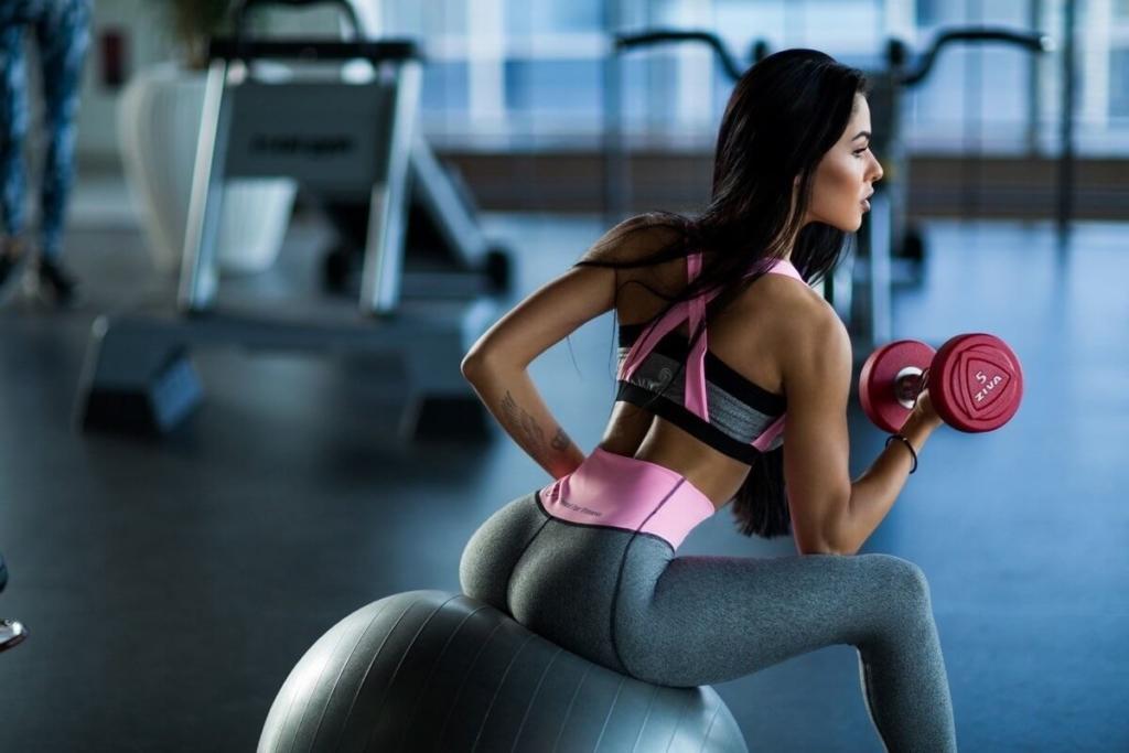 Что дает музыка для упражнений