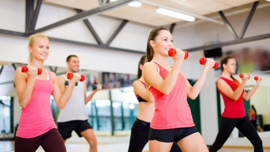 Музыка для фитнеса и аэробики