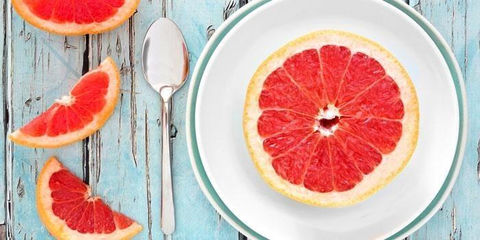 Весенние фрукты для похудения