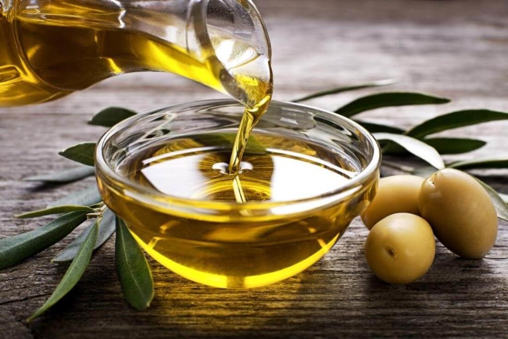 Оливковое масло и авокадо для похудения