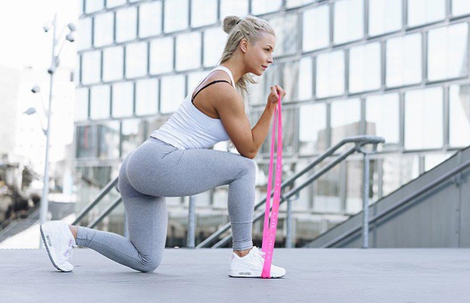 Фитнес–резинка