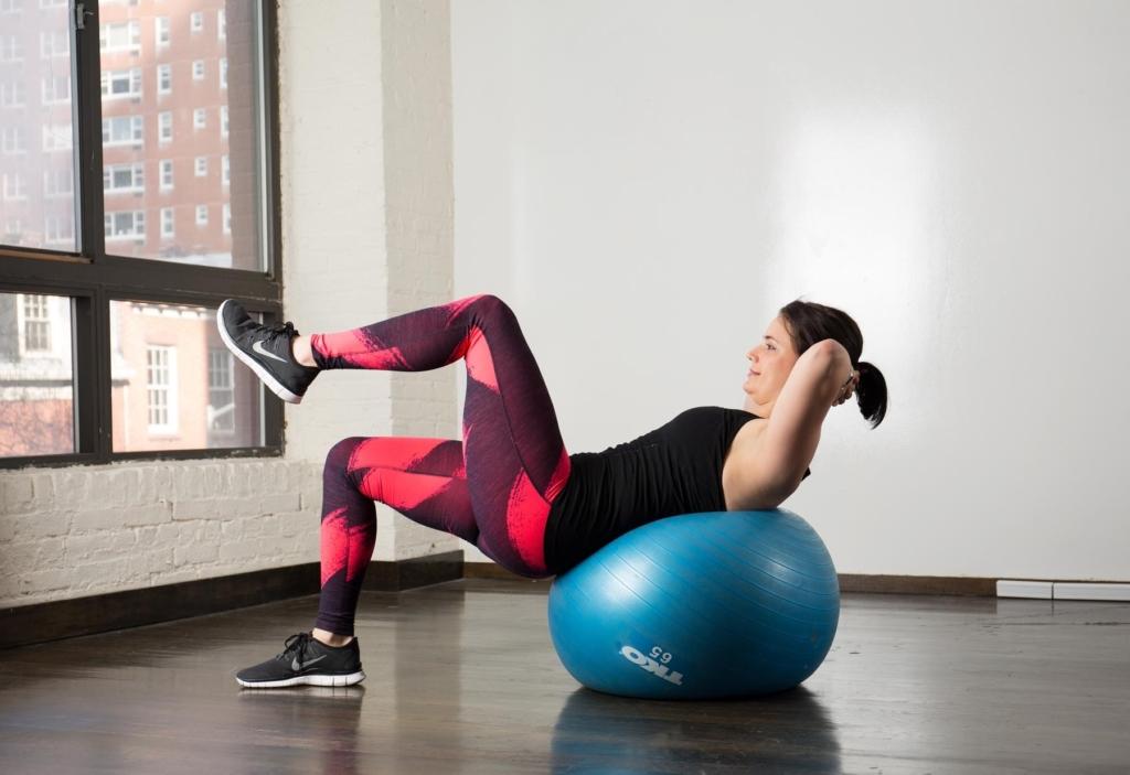 Упражнения для укрепления мышц груди и спины