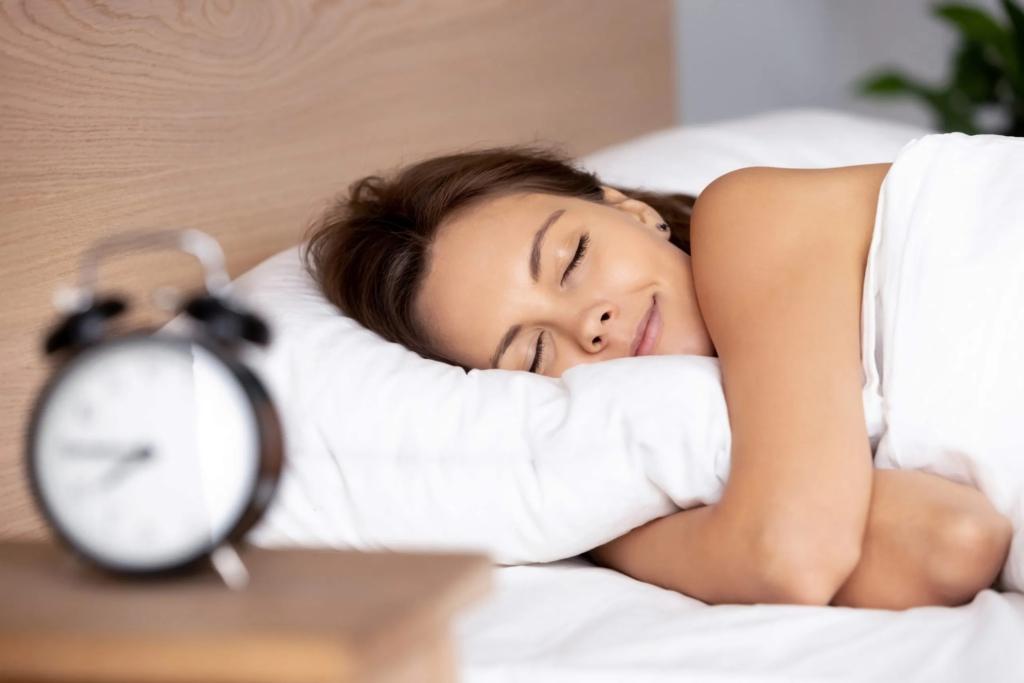 Спите больше 6 часов в сутки, чтобы избежать ожирения