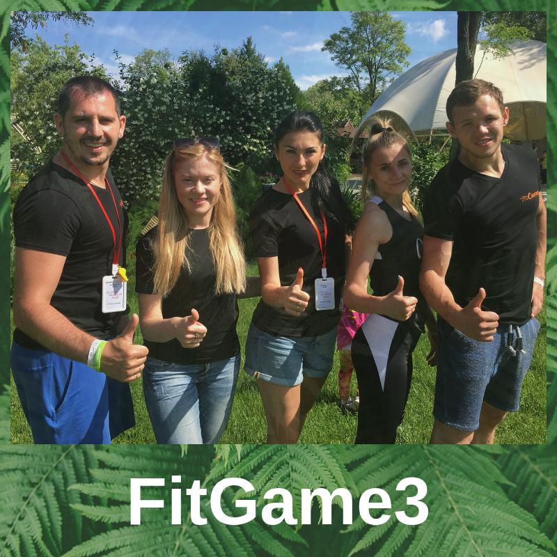 Дізнайся переможців FitCame3