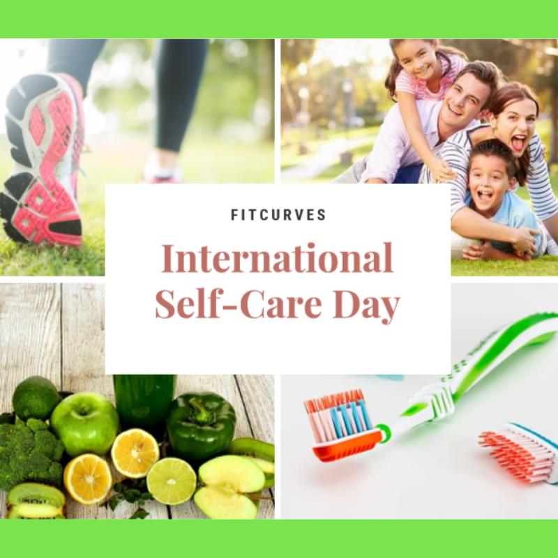 До Міжнародного дня турботи про себе