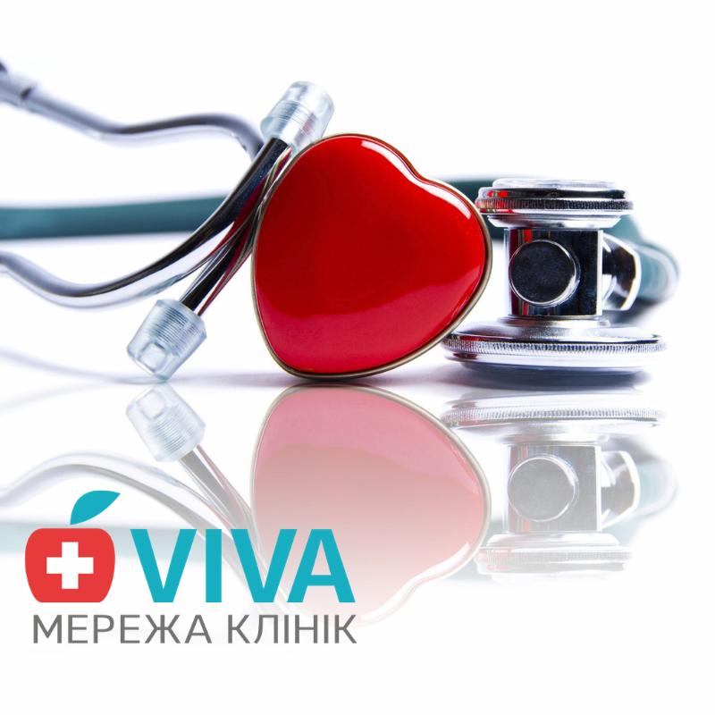 Медичний партнер FitCurves – мережа клінік Viva