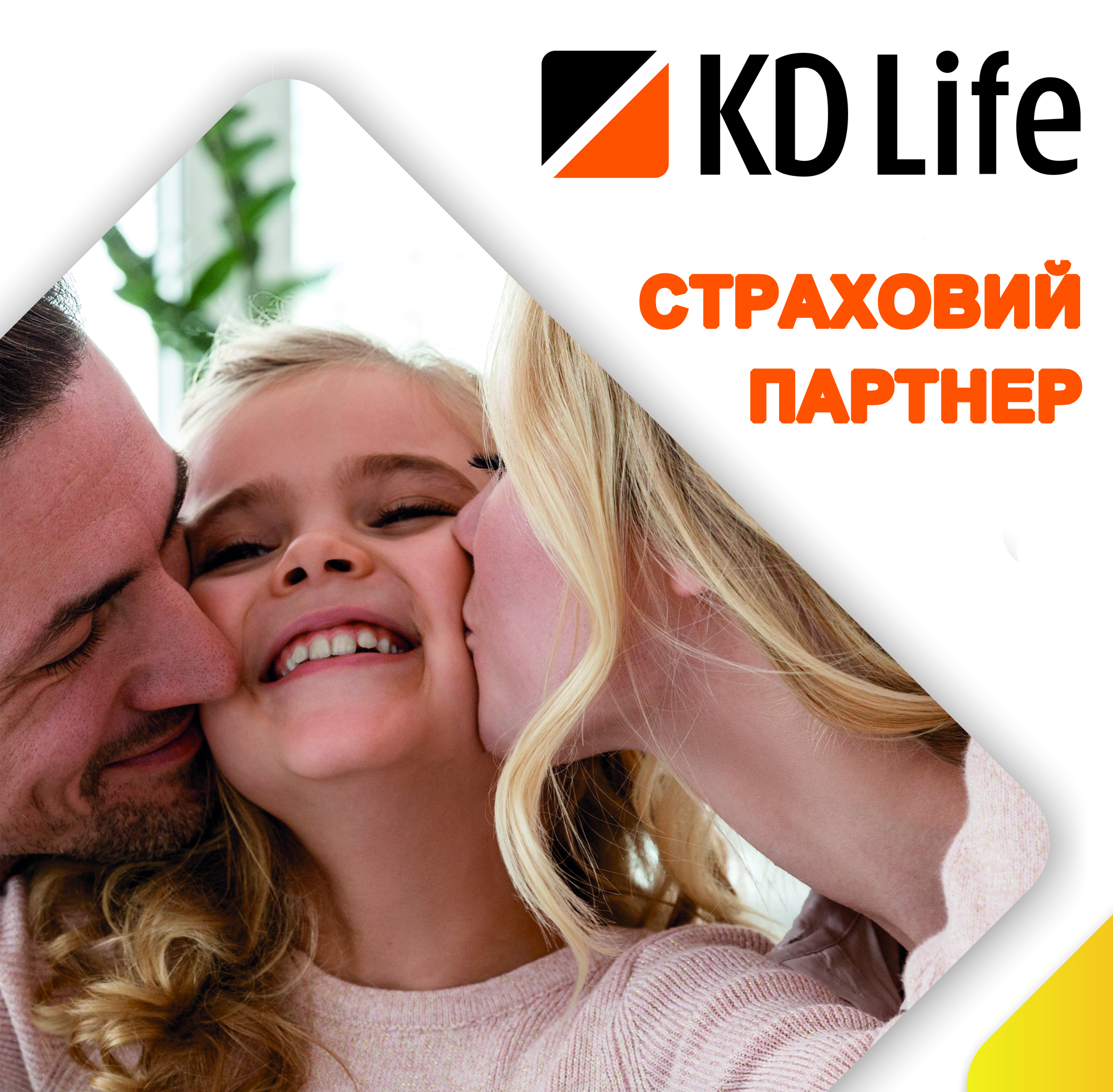 Страховий партнер FitCurves — Компанія «КД Життя»