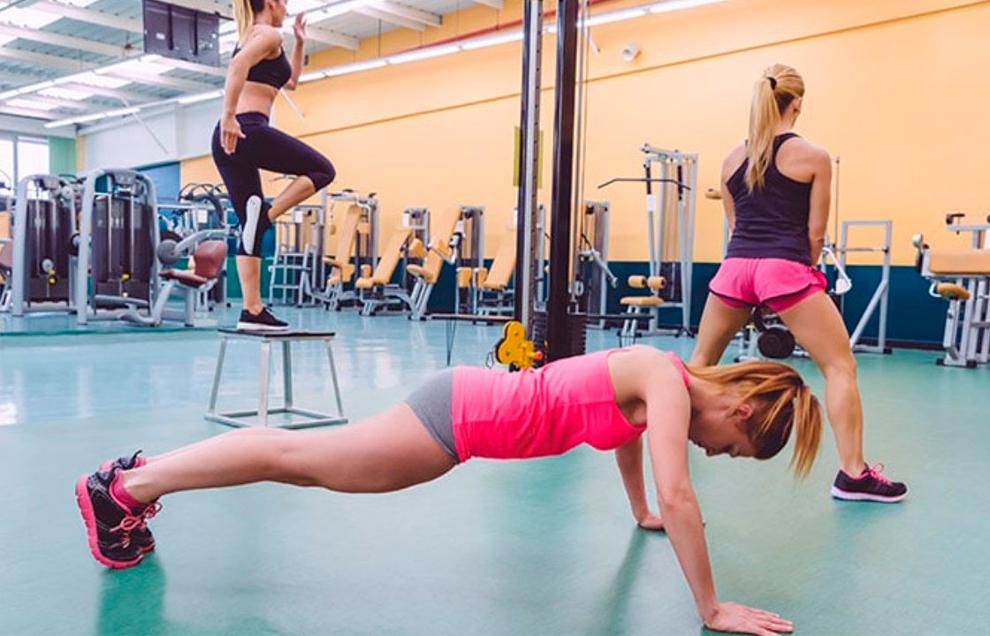 Круговые тренировки – эффективный метод для похудения