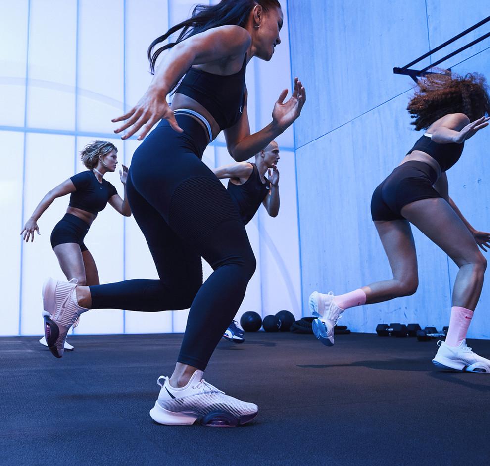 Фитнес конвенция Nike пройдет 21-22 марта  в Киеве. FitCurves — партнер мероприятия