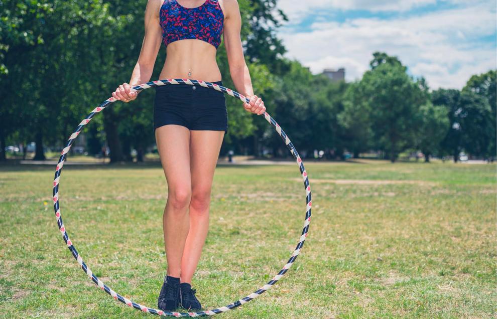 Что учитывать при выборе обруча для похудения?