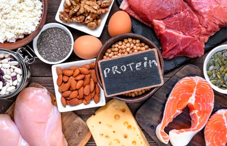 сколько необходимо белка для похудения