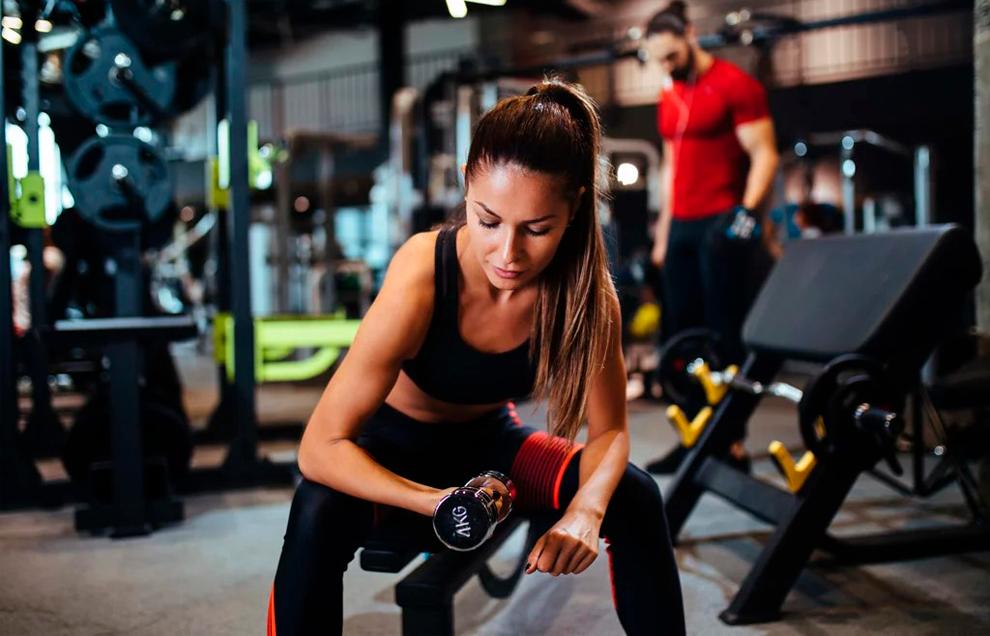 Как часто тренироваться для набора мышечной массы?