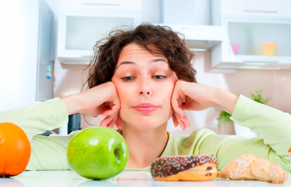 Чтобы похудеть, придется отказаться от всех любимых продуктов