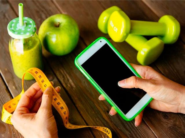 Лучшие приложения для похудения