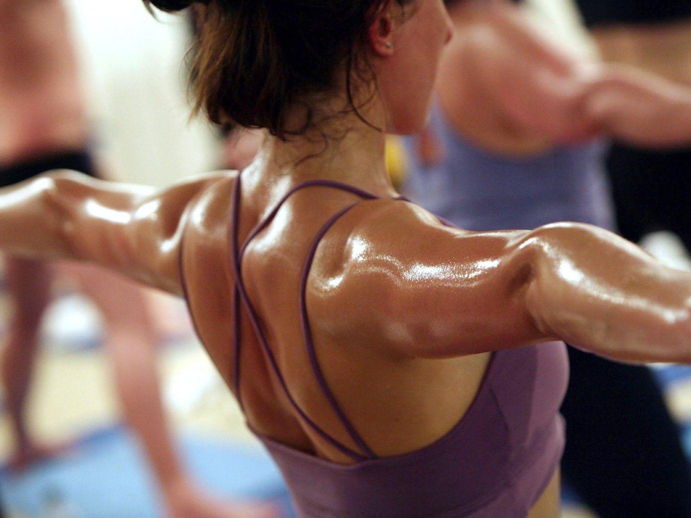 Что такое горячая йога?