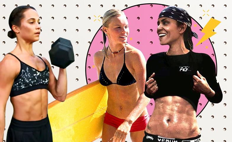 Вдохновляйся, чтобы похудеть: 10 звезд, которым помог спортзал