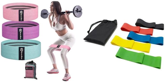 как выбрать фитнес резинку размеры и производители